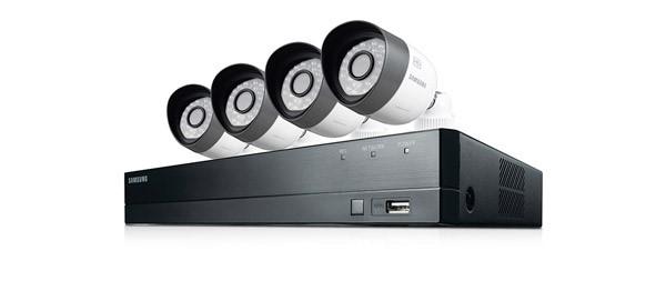 Kit vidéosurveillance Samsung