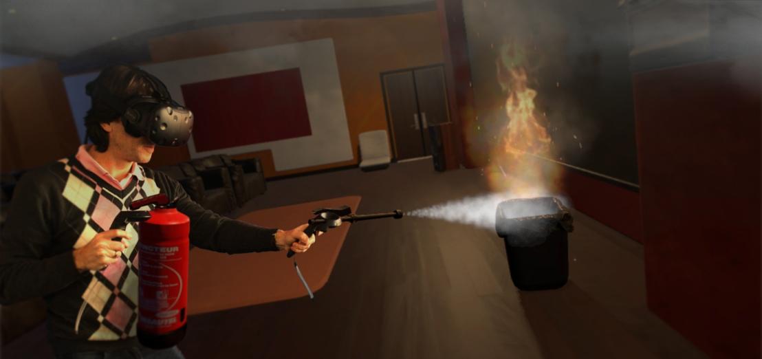 Projet Réalité Virtuelle de Mayotte Incendie