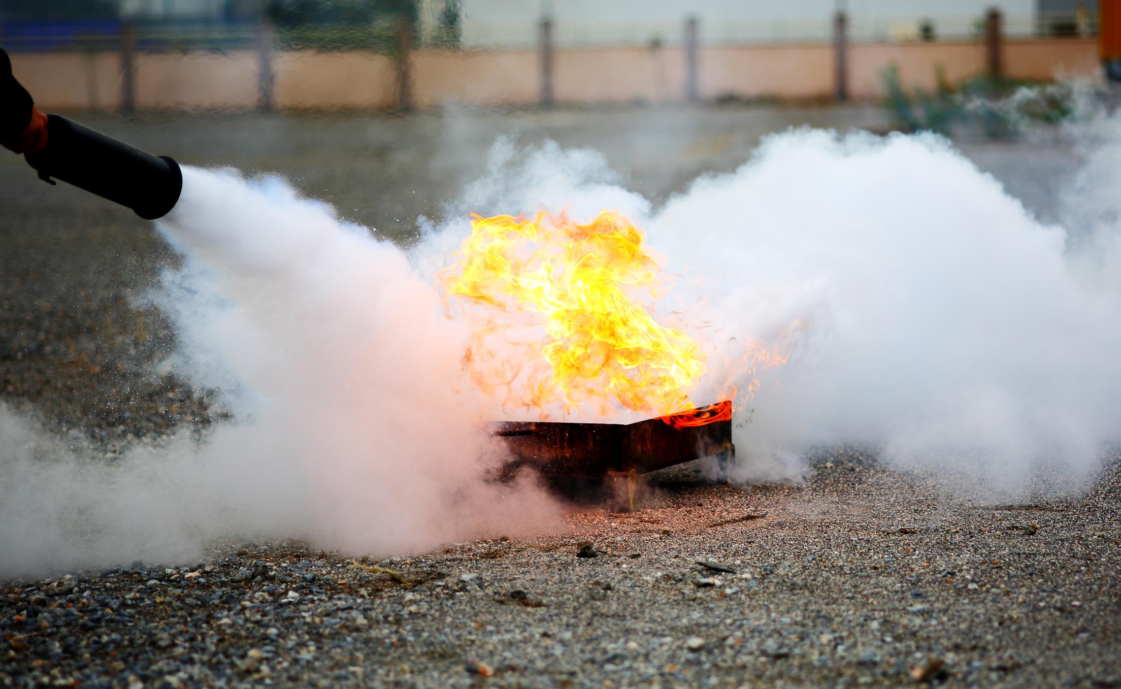 Centre de formation Mayotte Incendie